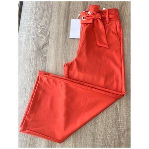 NWT Zara Crop Trouser, XS
